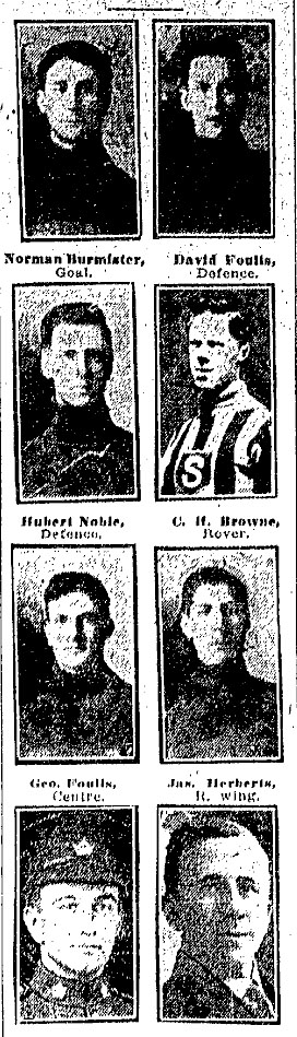 1915-16 OHA Junior Season