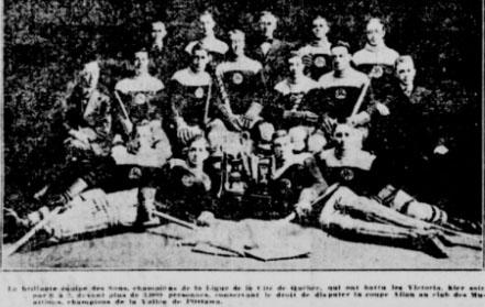 1919-20 Eastern Canada Allan Cup Playoffs