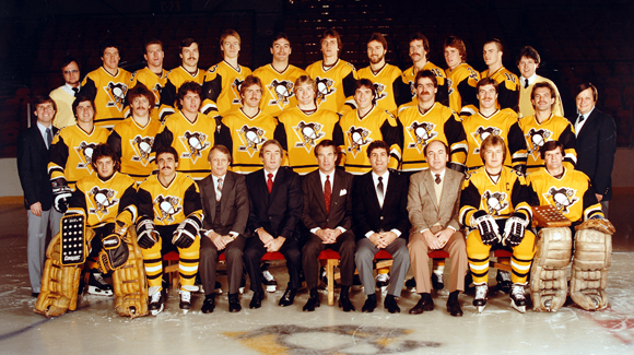 1983–84 Pittsburgh Penguins season