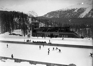 List of Olympic venues in ice hockey
