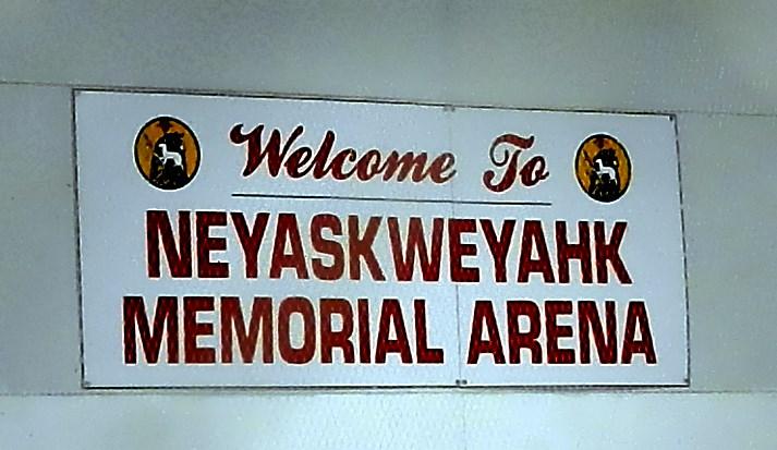 Neyaskweyahk Memorial Arena