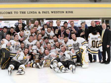 2010-11 MCHA Season
