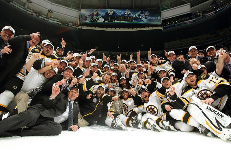 2010–11 Boston Bruins season