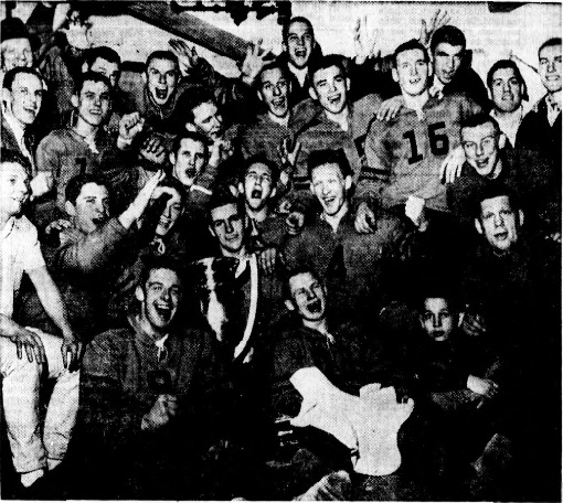 1964-65 Western Canada Memorial Cup Playoffs