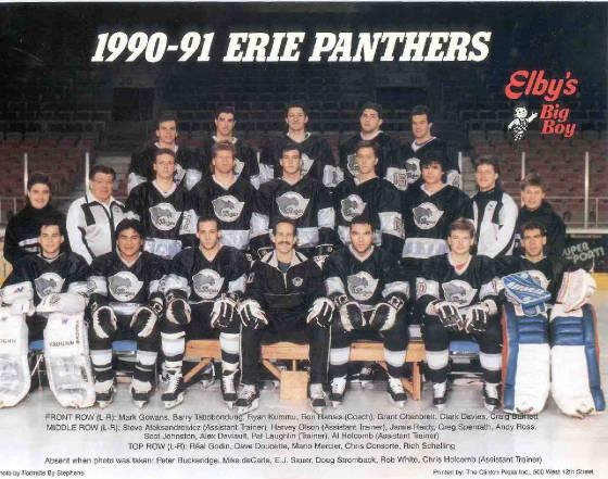 1990-91 ECHL season