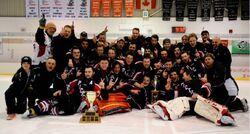 Picton Pirates champions 2014