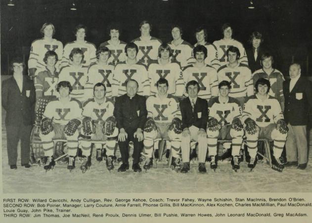 1972-73 AIAA Season