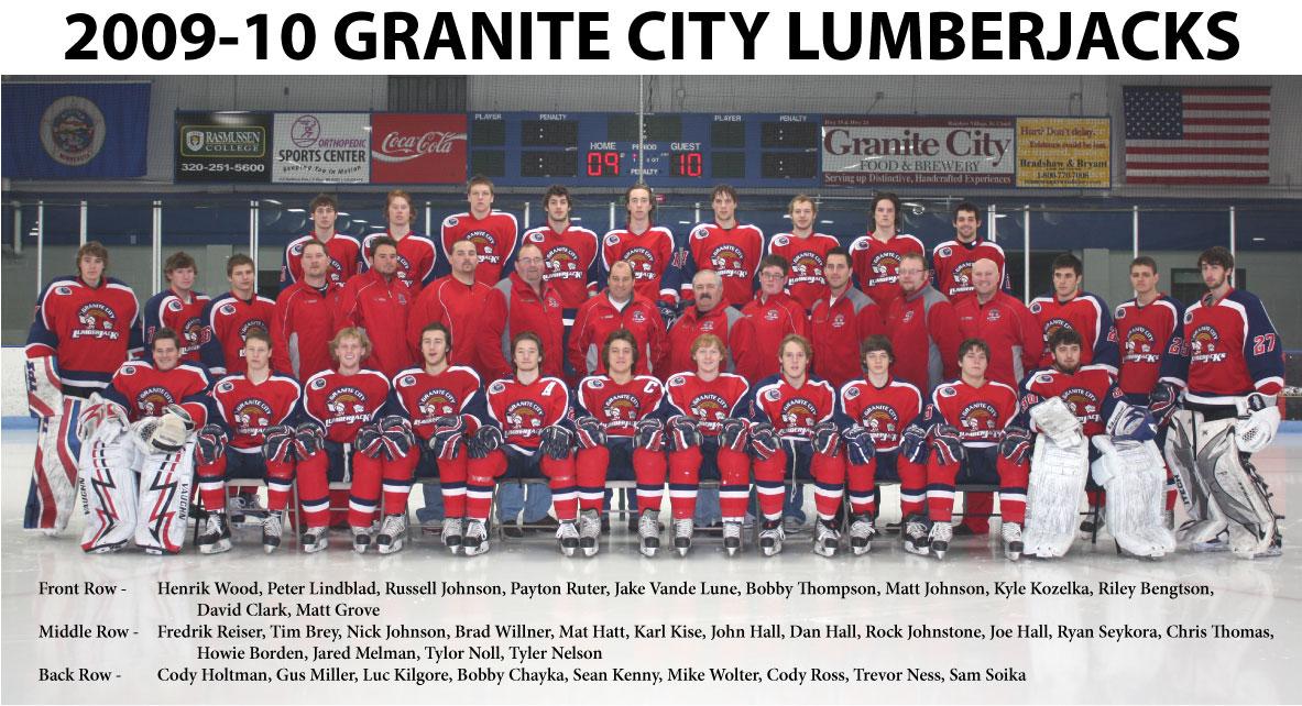 2009-10 MinJHL Season