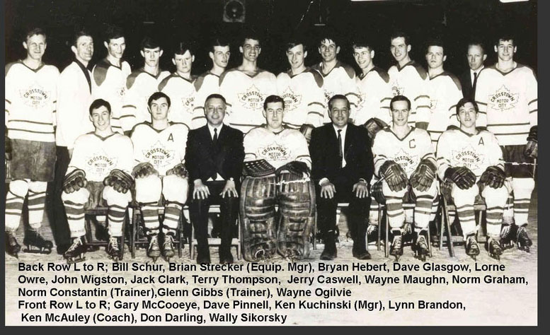 1967-68 AJHL Season