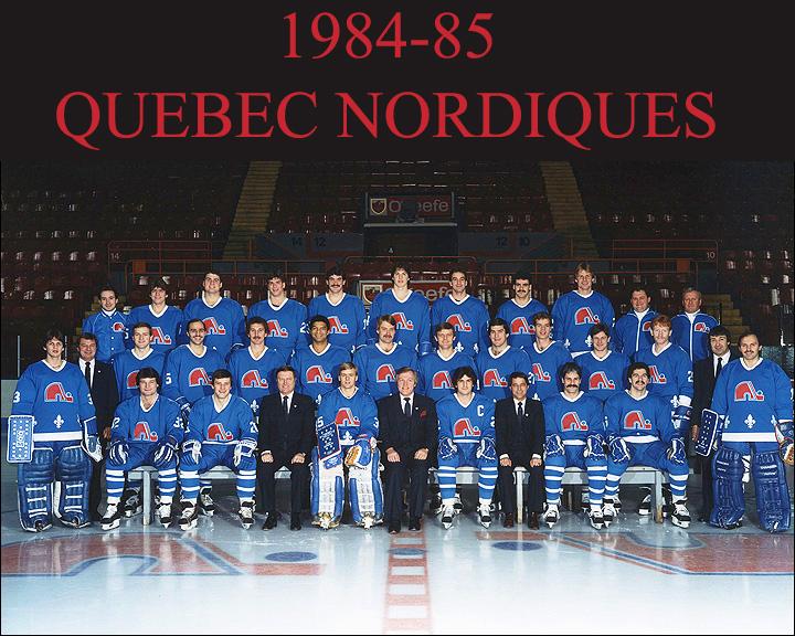1984–85 Quebec Nordiques season
