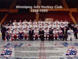 1994–95 Winnipeg Jets season