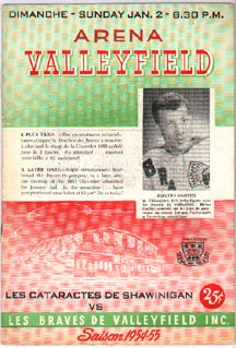 Valleyfield Braves