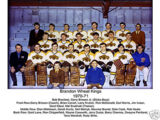 1970-71 Brandon Wheat Kings season