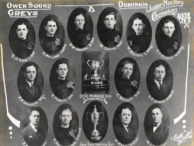 1923-24 Eastern Canada Memorial Cup Playoffs