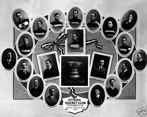 1908–09 Ottawa Hockey Club season