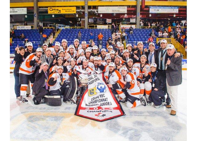 2013-14 SJHL Season