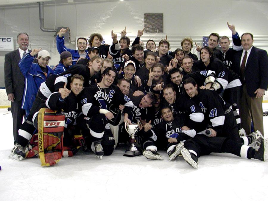 2002-03 CEHL Season