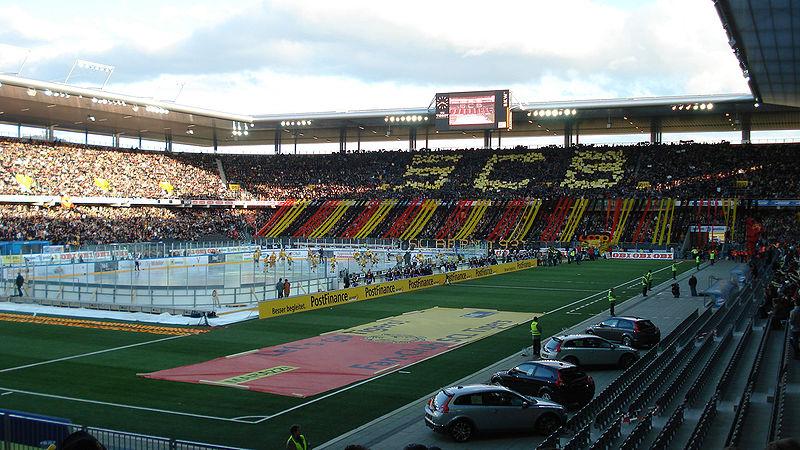 Stade de Suisse, Wankdorf