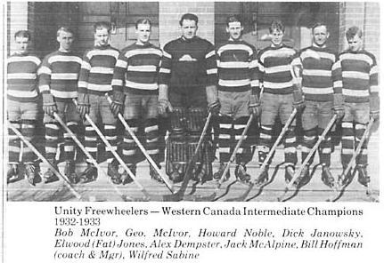 1932-33 Saskatchewan Intermediate Playoffs