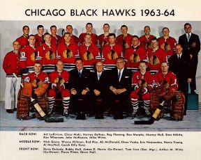 1963–64 Chicago Black Hawks season