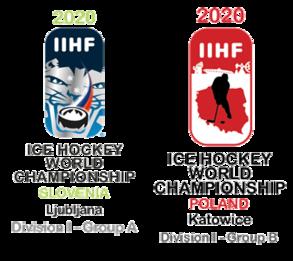 2020 IIHF World Championship Division I