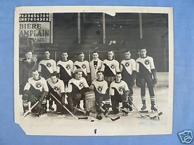 1934-35 Quebec Senior Playoffs