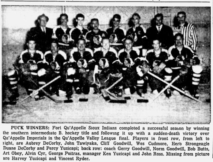 1960-61 Saskatchewan Intermediate Playoffs