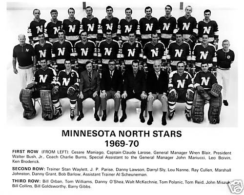1969–70 Minnesota North Stars season