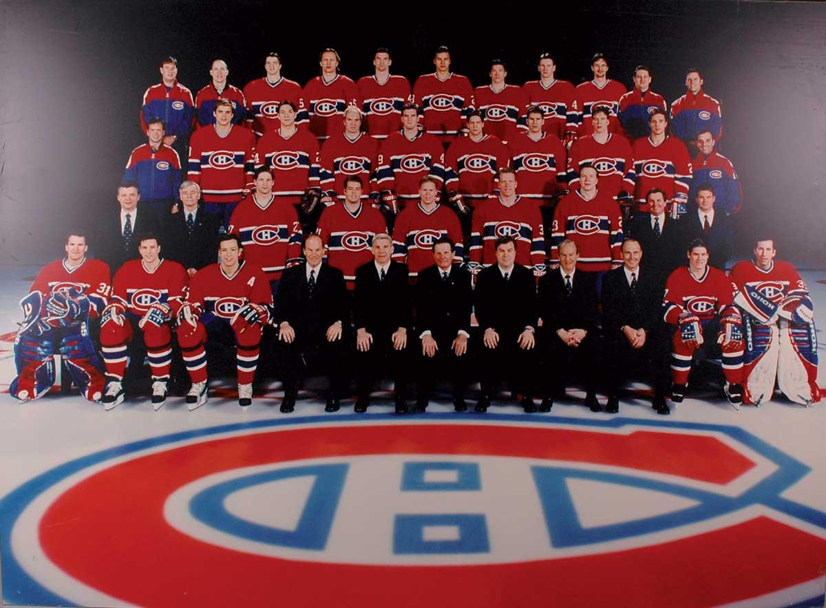 1998–99 Montreal Canadiens season