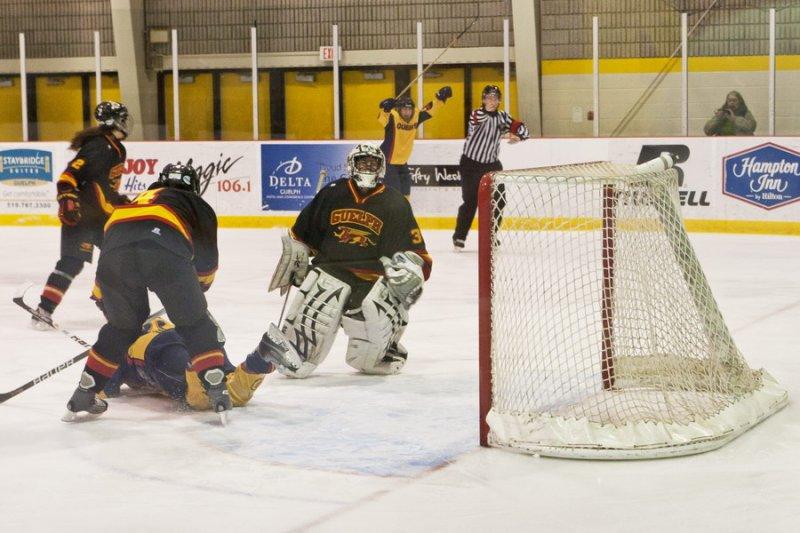 Guelph Gryphons women's ice hockey
