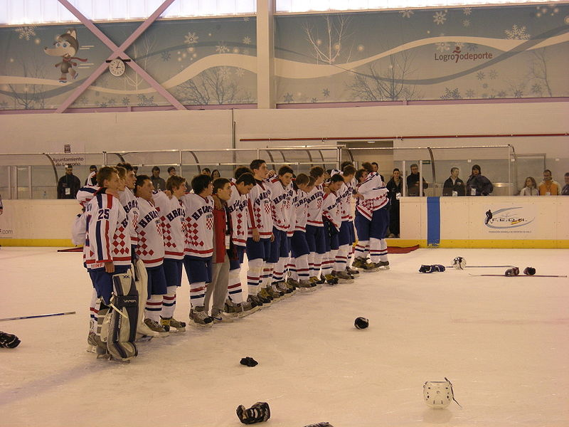 Croatia men's national ice hockey team