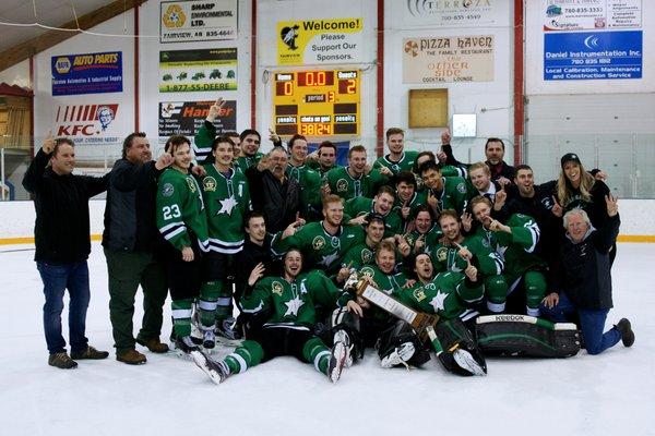 2015-16 NWJHL Season