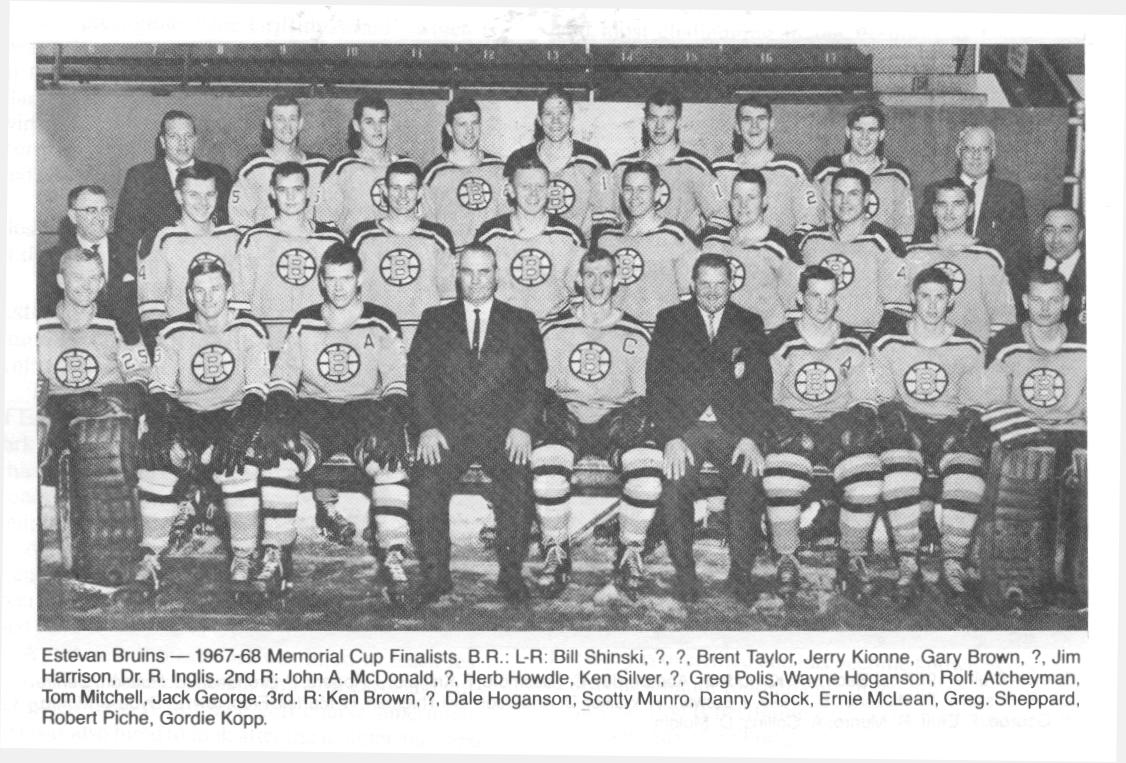 1967-68 Western Canada Memorial Cup Playoffs
