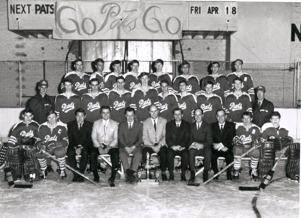 1968-69 Western Canada Memorial Cup Playoffs