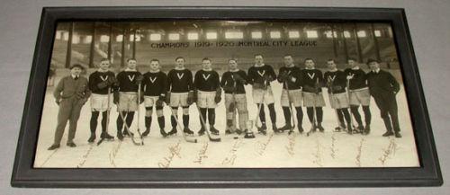 1919-20 Quebec Senior Playoffs