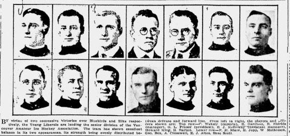 1922-23 VCSL Season
