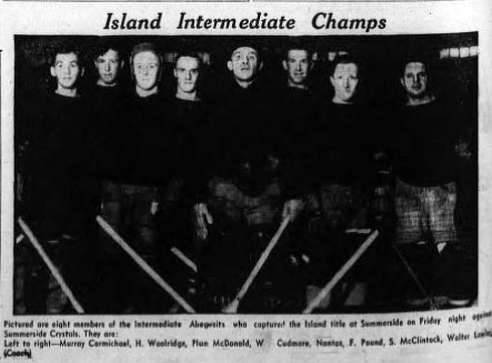 1940-41 Maritimes Intermediate Playoffs