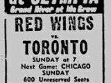 1965–66 Detroit Red Wings season