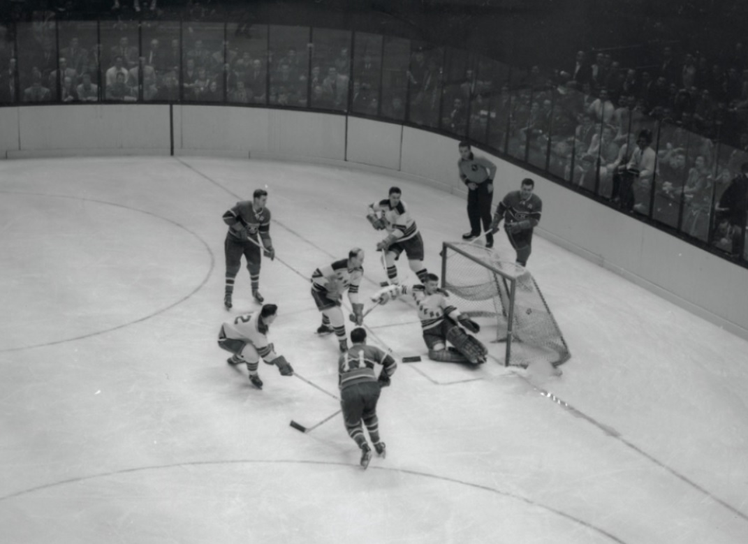 1954–55 Montreal Canadiens season