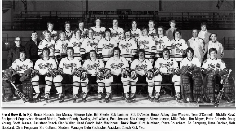 1975 Frozen Four