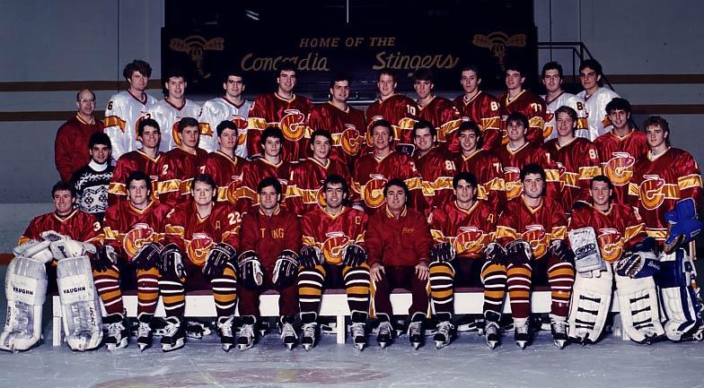 1989-90 OUAA Season