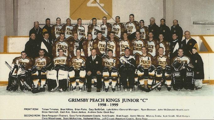 1998-99 NDJCHL Season
