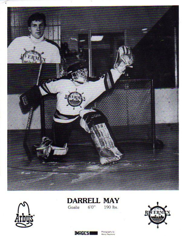 Darrell May