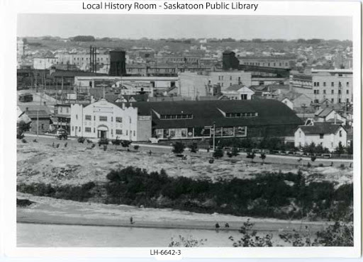 Saskatoon Auditorium Rink
