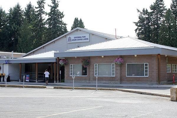 White Rock Centennial Arena