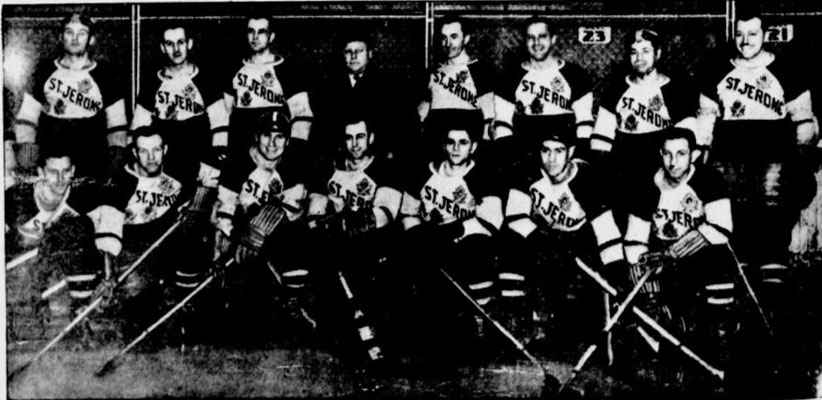 1940-41 Montreal & District Intermediate League season