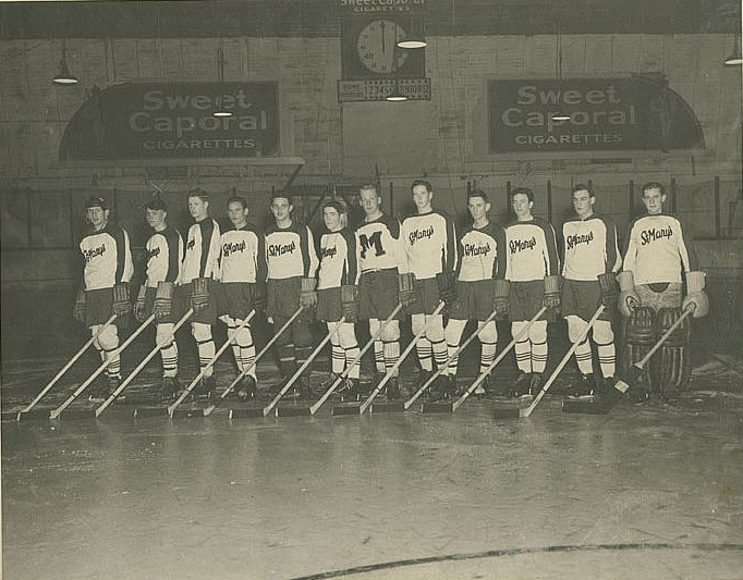 1945-46 Maritimes Junior Playoffs