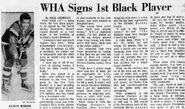 Alton White article