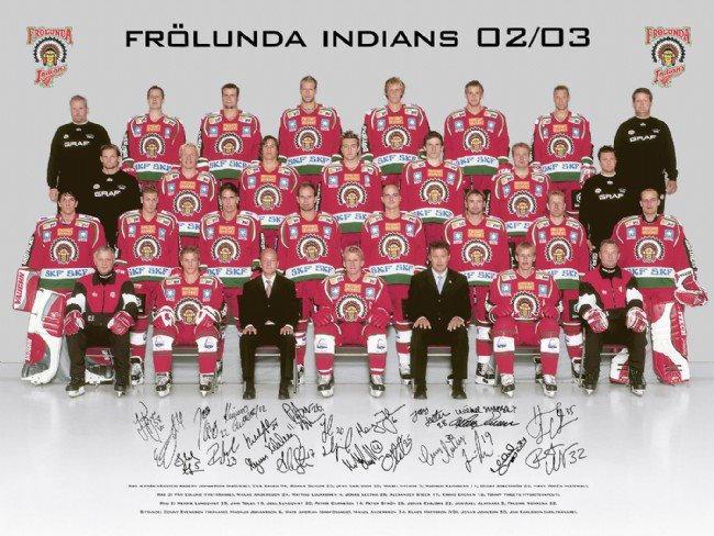 2002-03 Elitserien season