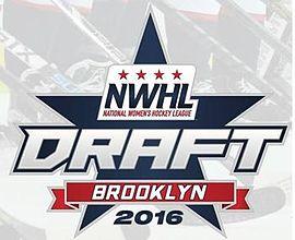2016 NWHL Draft